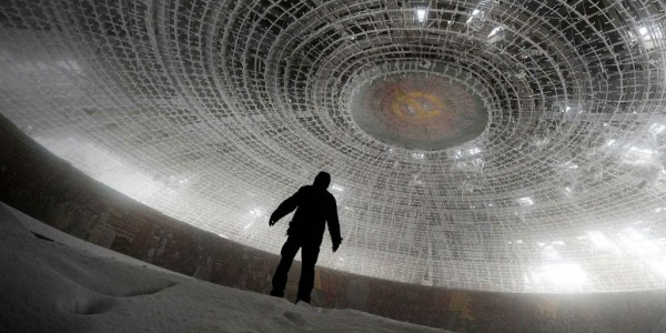 Beautiful Abandoned Places around the Globe (Part 2)