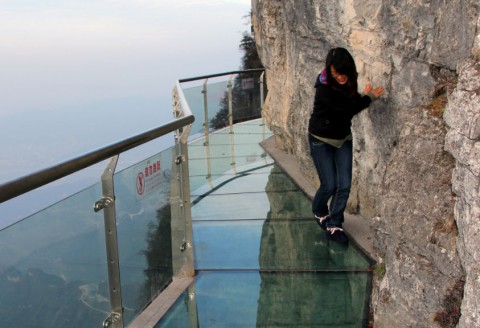Afraid of Heights? The World's Scariest Glass Floor Skywalks Ever Made!