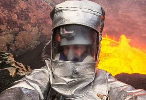 Completely Crazy or Totally Cool?! 10 Most Extreme Selfies Ever Taken!