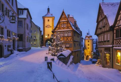 30 Most Magical Winter Wonderlands