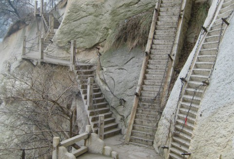You`ll Never Guess Where The World`s Scariest Trail Leads! Prepare For the Unbelievable!