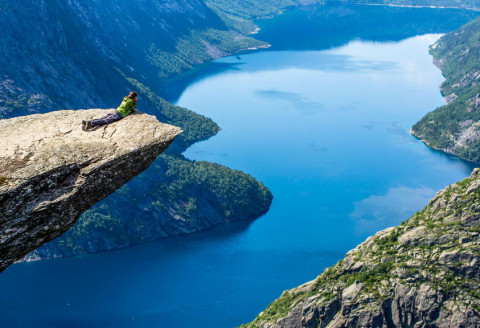 The Greatest Awe-Inspiring Views on the Face of the Earth