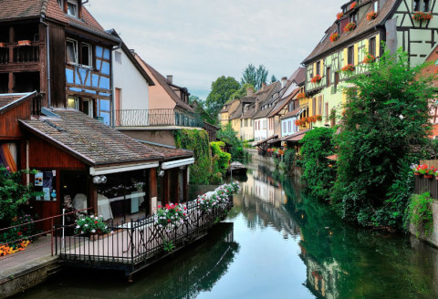 World's Most Picturesque Canal Cities