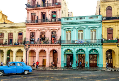14 of the World`s Most Colorful Cities