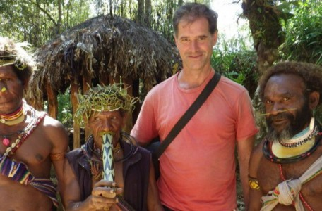 Mike Spencer Bown - The Greates World Traveler