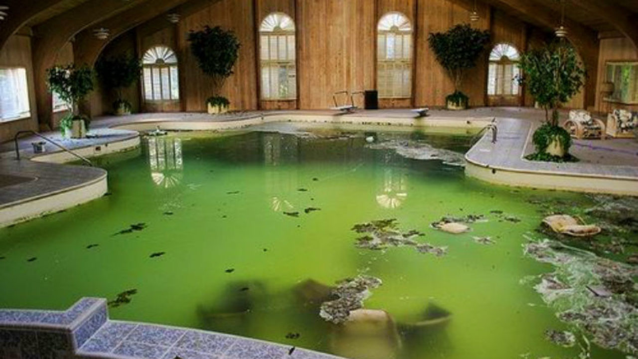 Take A Look Inside Mike Tyson S Creepy Abandoned Mansion